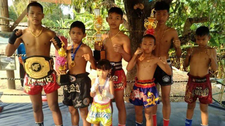 Сотрудничество с Таиландом
